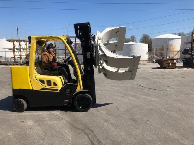 Image HYSTER S120FTPRS Forklift 1495796