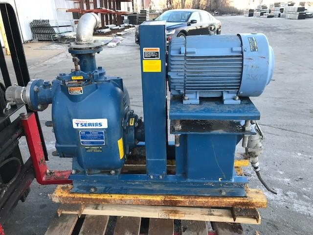 Image 20 HP GORMAN RUPP Pump 1495745