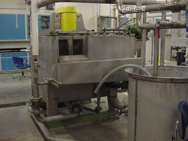 Image 1500 Liter VOITH Pilot Flotation Deinking Cell Machine 1495751