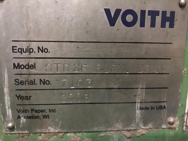 Image VOITH STP2F Rotary Drum Screen 1495767