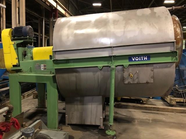 Image VOITH STP2F Rotary Drum Screen 1495769