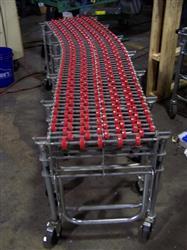 Image NESTA-FLEX 175 Flexible Skate Wheel Conveyor 1496608