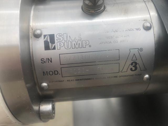 Image SINE Pump - Stainless Steel 1497849