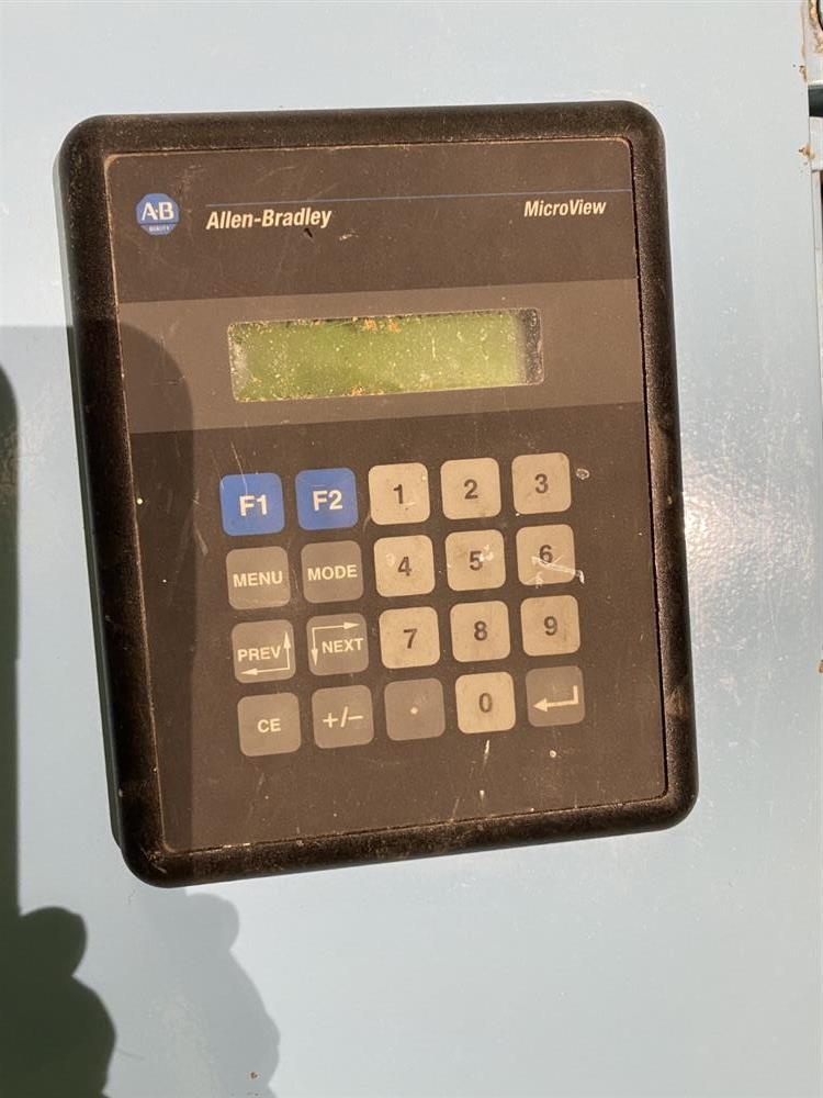 Image TAYLOR IBC 3000 Bulk Bag Super Sack Weigh Filler 1499150