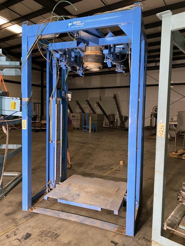 Image TAYLOR IBC 3000 Bulk Bag Super Sack Weigh Filler 1499140