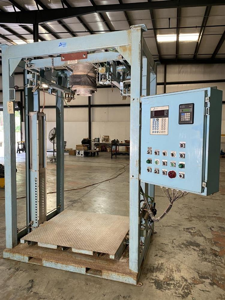 Image TAYLOR IBC 3000 Bulk Bag Super Sack Weigh Filler 1499153