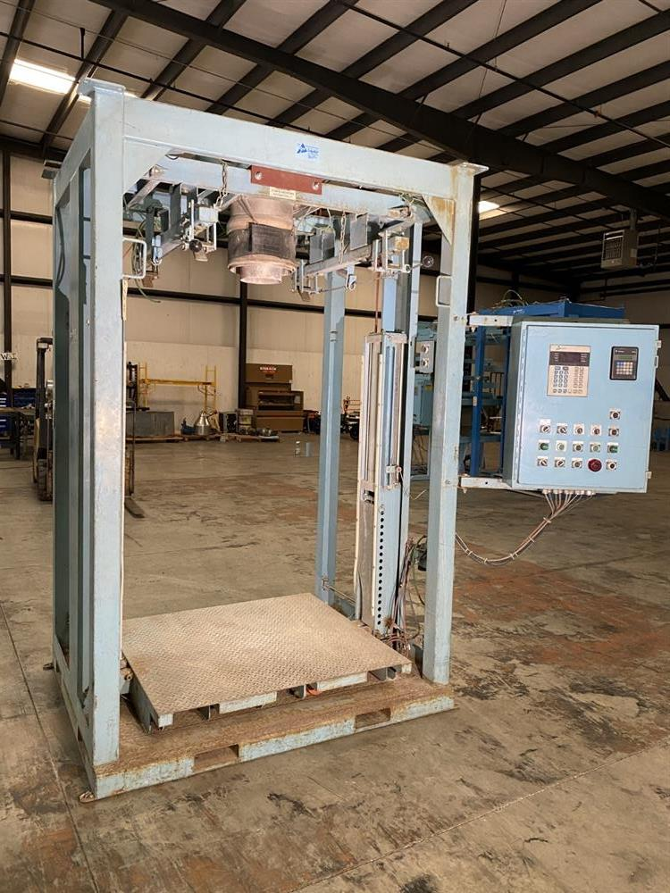 Image TAYLOR IBC 3000 Bulk Bag Super Sack Weigh Filler 1499154