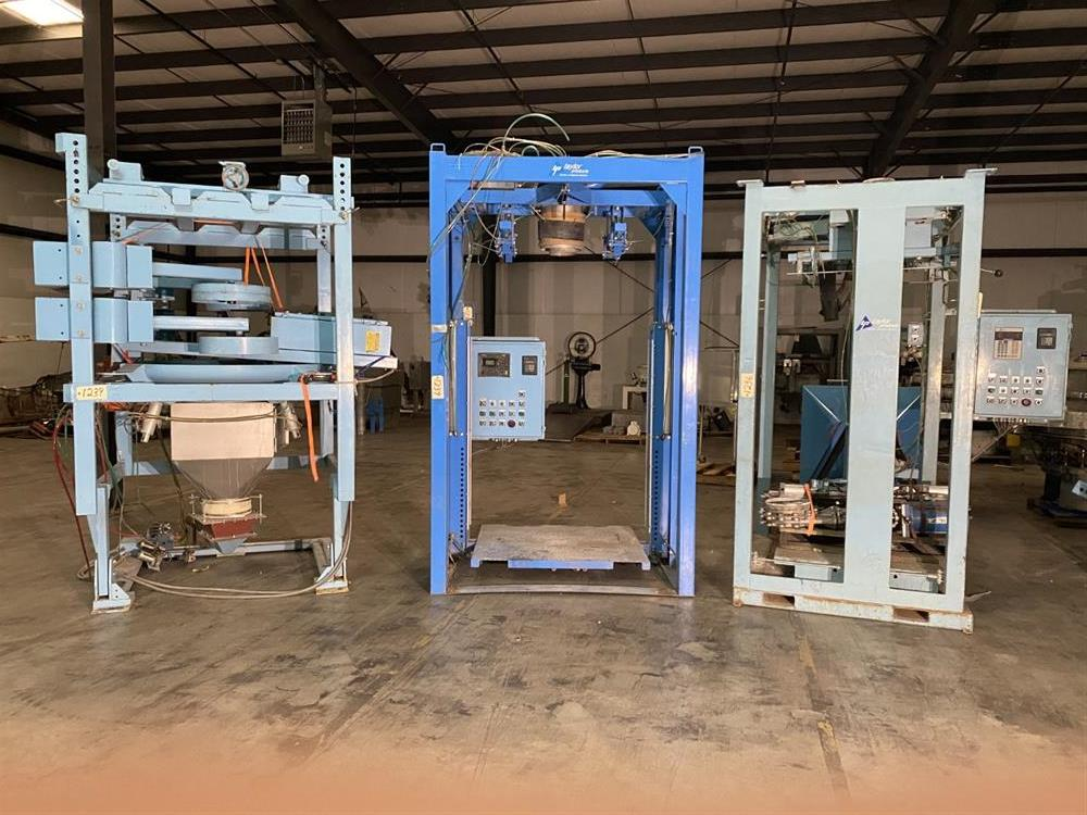 Image TAYLOR IBC 3000 Bulk Bag Super Sack Weigh Filler 1499163