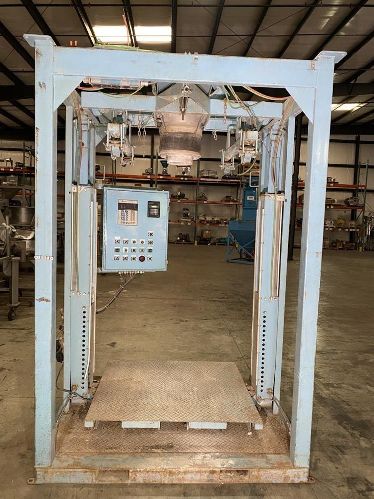Image TAYLOR IBC 3000 Bulk Bag Super Sack Weigh Filler 1499155