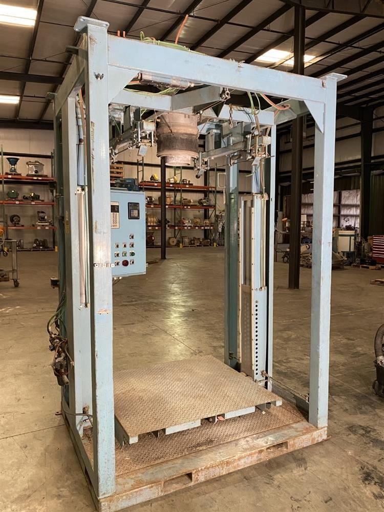 Image TAYLOR IBC 3000 Bulk Bag Super Sack Weigh Filler 1499156