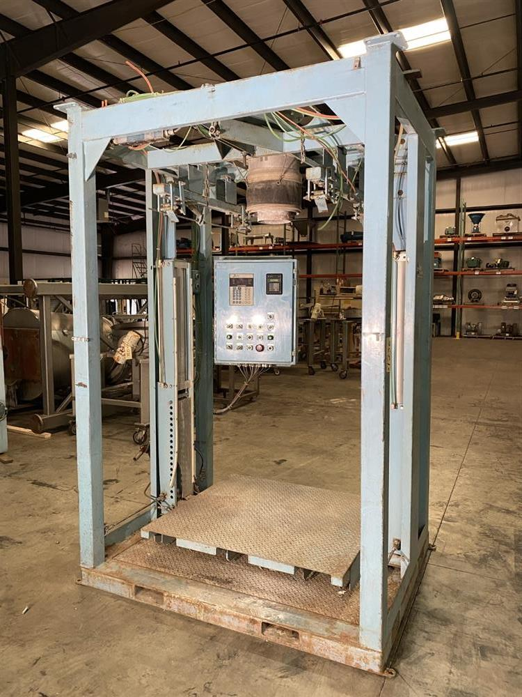 Image TAYLOR IBC 3000 Bulk Bag Super Sack Weigh Filler 1499157