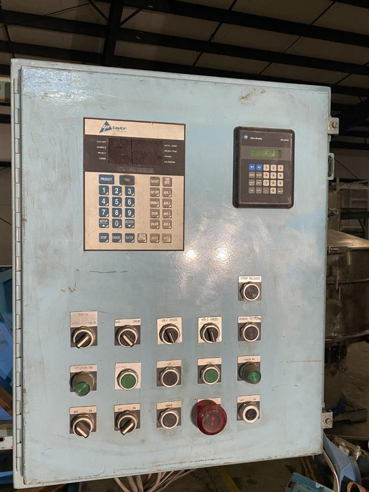 Image TAYLOR IBC 3000 Bulk Bag Super Sack Weigh Filler 1499159