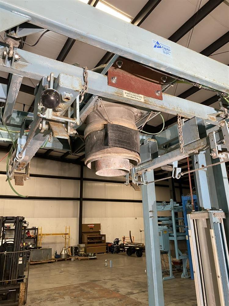 Image TAYLOR IBC 3000 Bulk Bag Super Sack Weigh Filler 1499160
