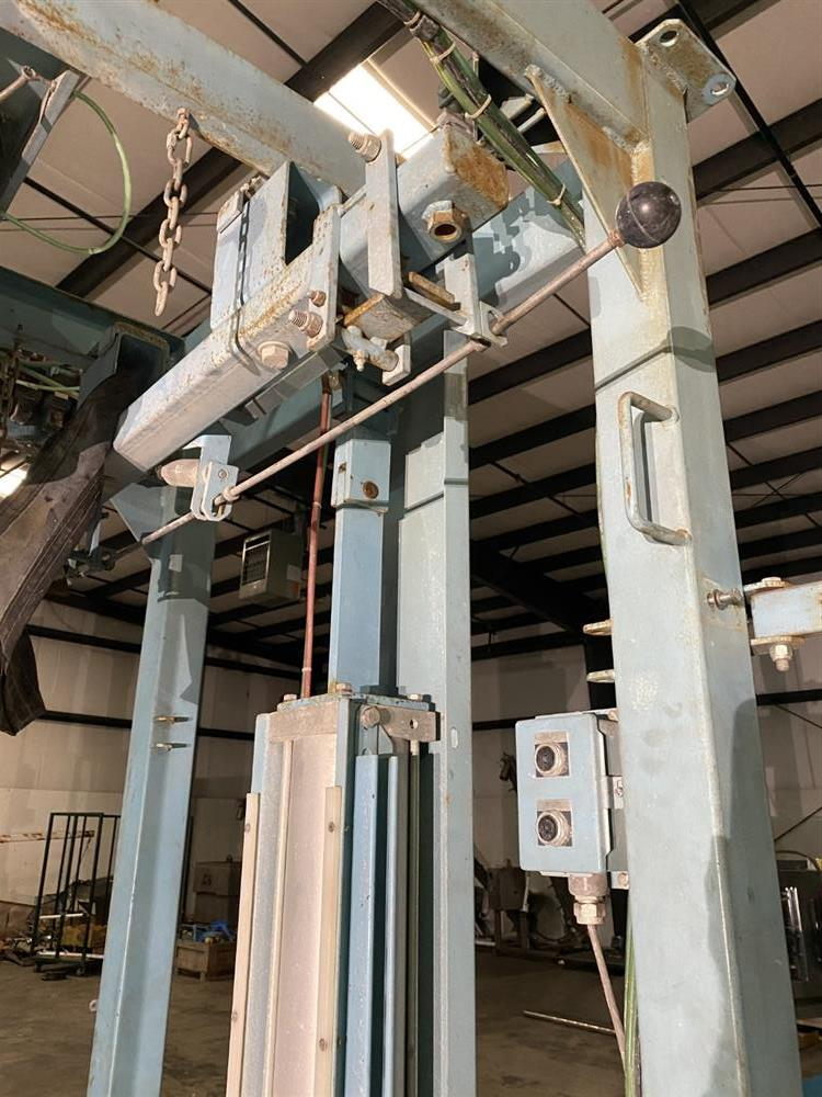 Image TAYLOR IBC 3000 Bulk Bag Super Sack Weigh Filler 1499161