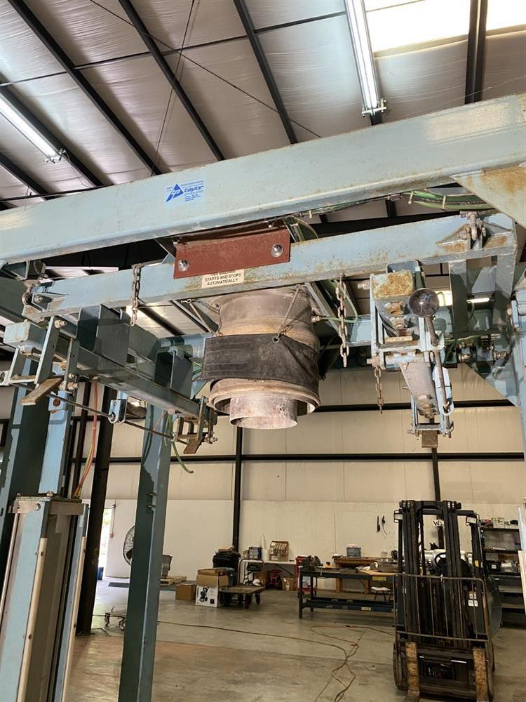 Image TAYLOR IBC 3000 Bulk Bag Super Sack Weigh Filler 1499162