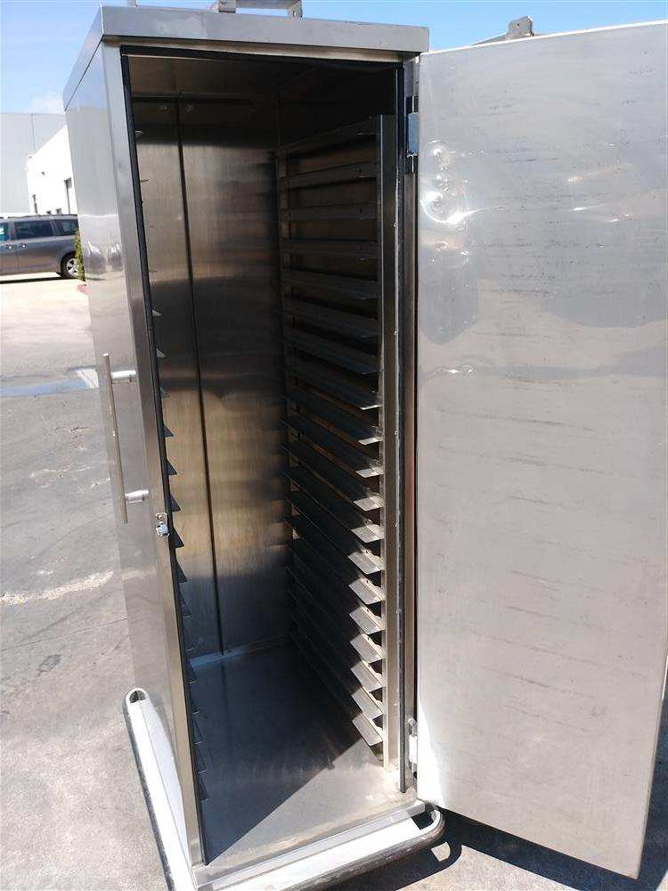 Image FWE Food Warming Equipment Stainless Steel Transport Cabinets 1499181