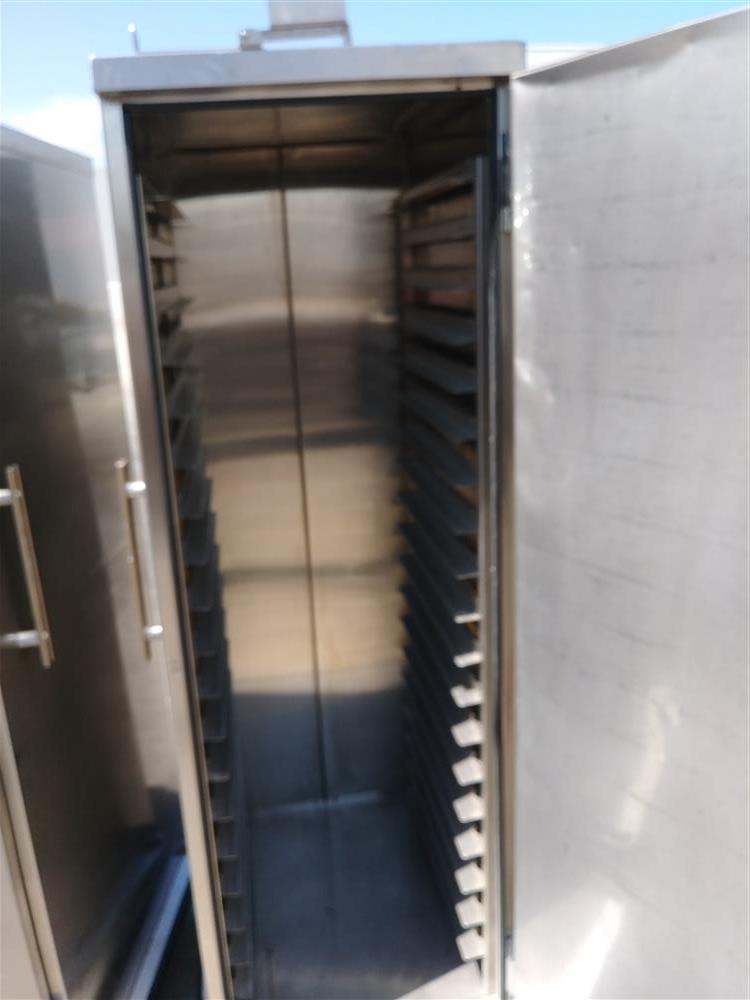 Image FWE Food Warming Equipment Stainless Steel Transport Cabinets 1499182