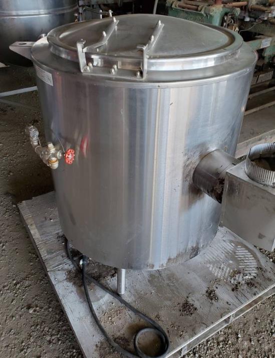Image 2 GROEN GAS FIRED KETTLE 1499348