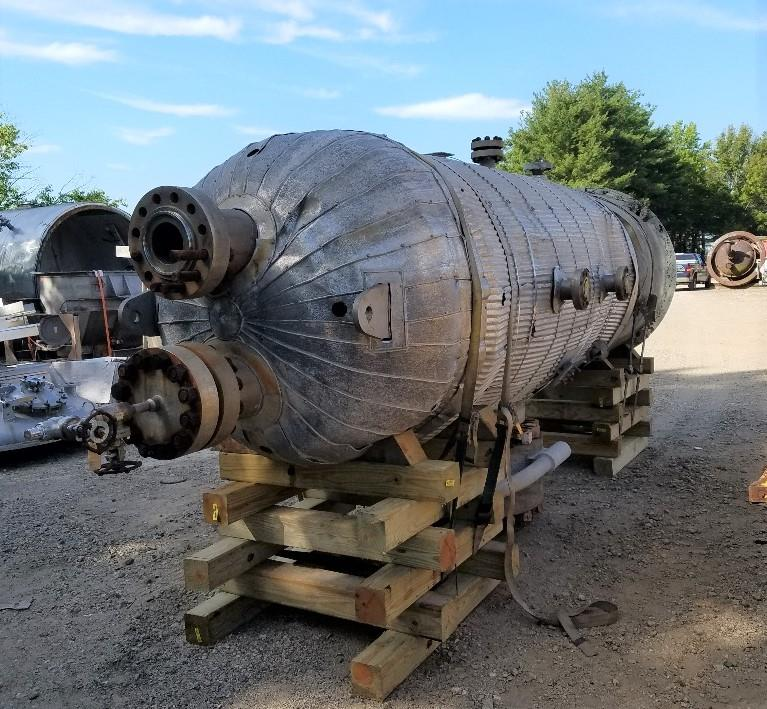 Image 900 Gallon 2100 PSI 316L Stainless Steel High Pressure Vessel 1499363