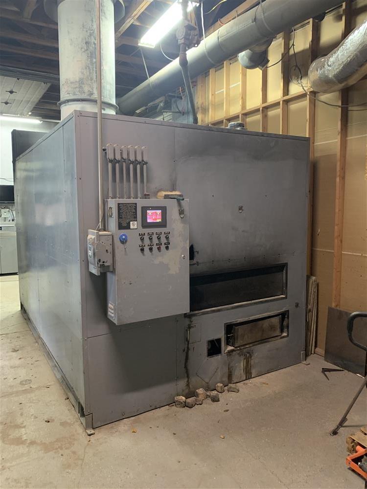 Image B&L CREMATION SYSTEMS INC. Phoenix II-3 Cremation Retort 1499379