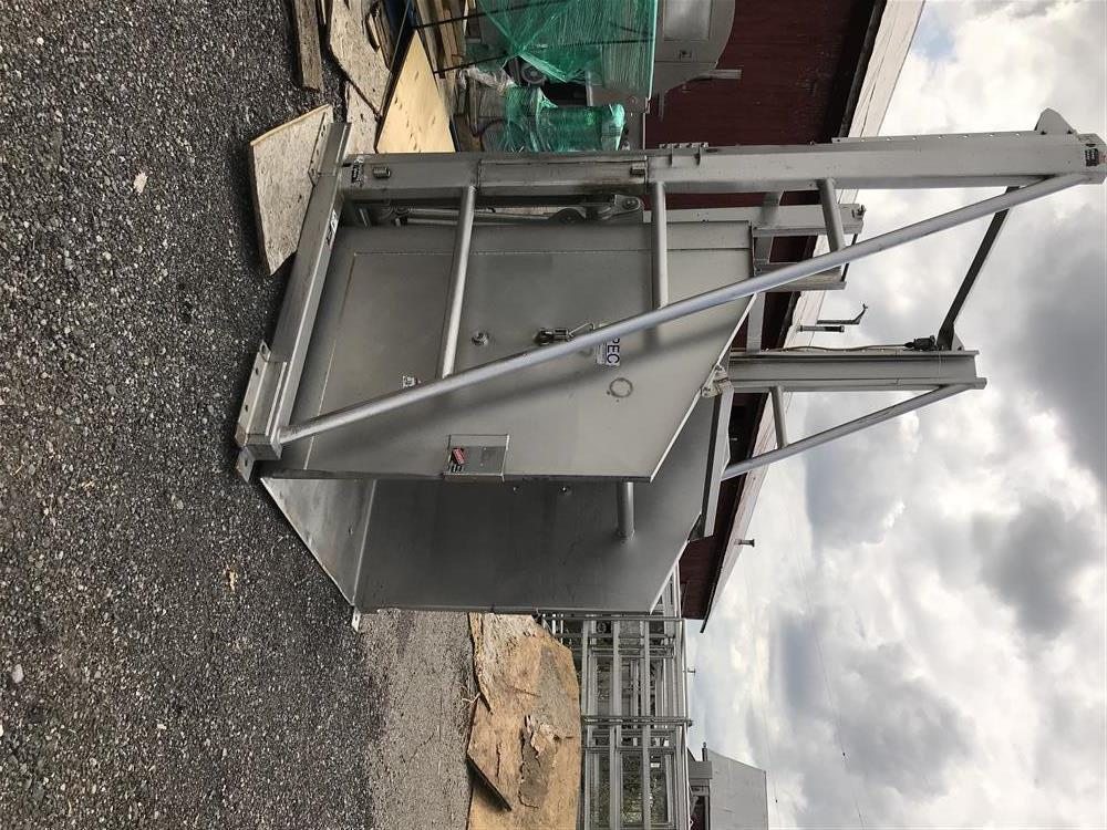 Image FPEC Stainless Steel Vat Dumper 1499433