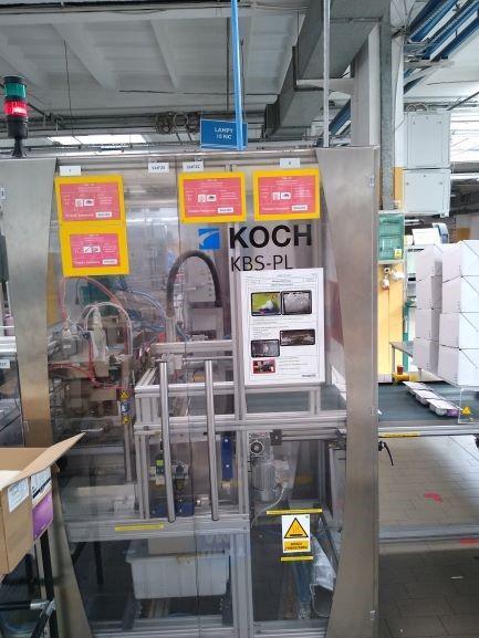 Image KOCH Blister Packing Machine 1499506