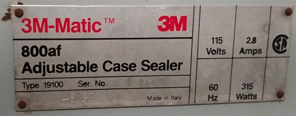 Image 3M-MATIC Adjustable Case Sealer 1499688