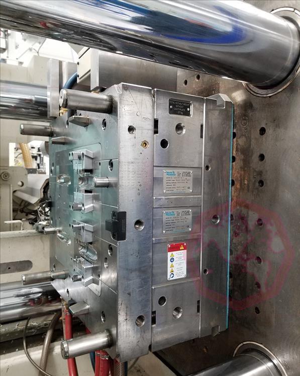 Image KRAUSS MAFFEI Two Shot Molding Machine 1499753