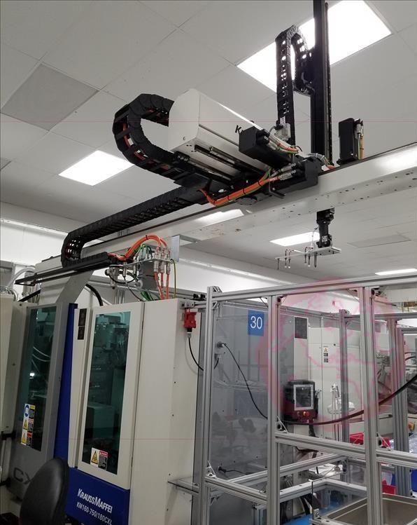 Image KRAUSS MAFFEI Two Shot Molding Machine 1499754