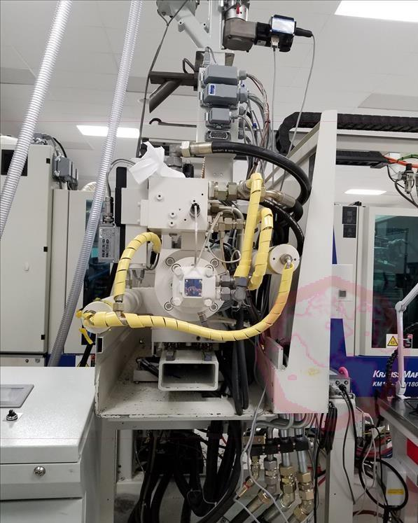 Image KRAUSS MAFFEI Two Shot Molding Machine 1499756