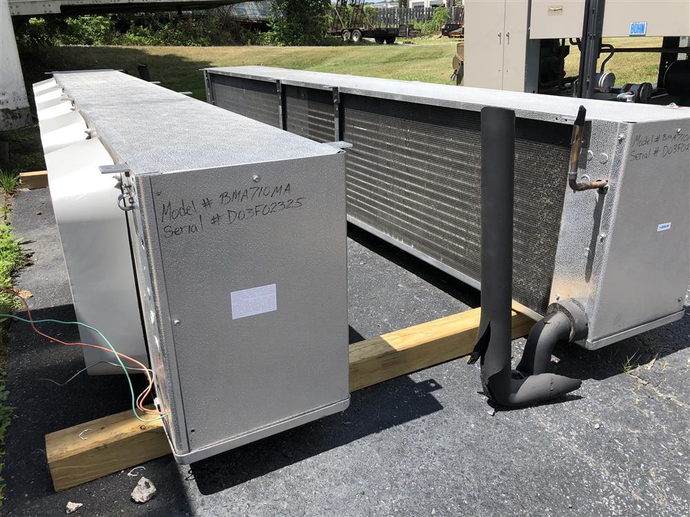 Image BOHN Cold Storage Refrigeration Systems - QTY 2 1500505