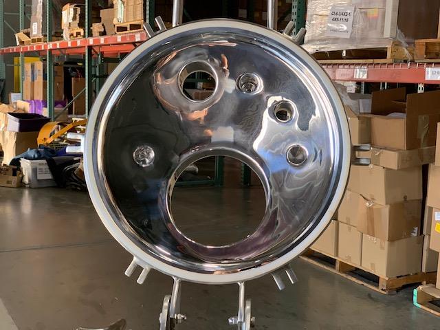 Image 100 Liter LEE 1001 1u Jacketed Vacuum Kettle 1500868