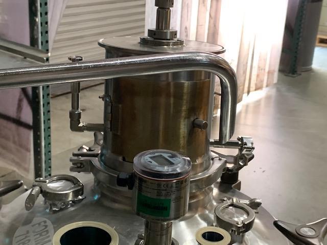 Image 100 Liter LEE 1001 1u Jacketed Vacuum Kettle 1500878