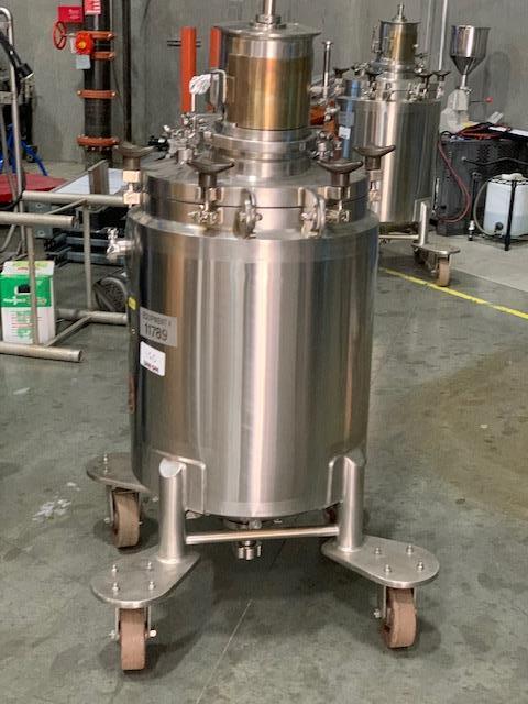 Image 100 Liter LEE 1001 1u Jacketed Vacuum Kettle 1500880
