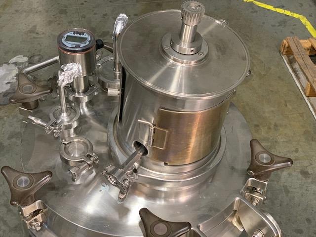 Image 100 Liter LEE 1001 1u Jacketed Vacuum Kettle 1500881