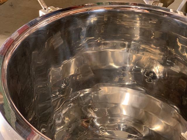 Image 100 Liter LEE 1001 1u Jacketed Vacuum Kettle 1500871