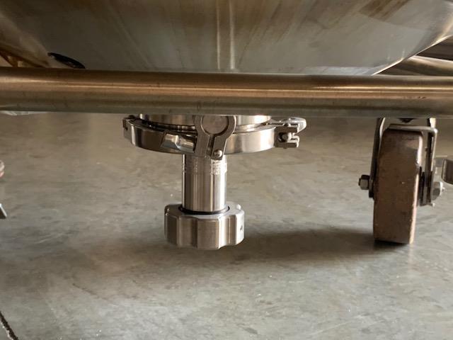 Image 100 Liter LEE 1001 1u Jacketed Vacuum Kettle 1500874