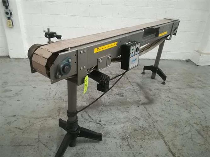 Image CUSTTECH Belt Conveyor - Stainless Steel 1500948
