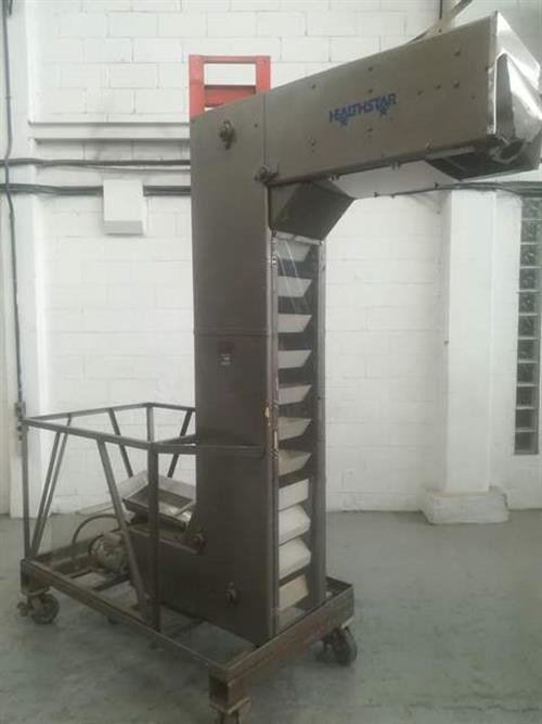 Image FRAZIER Z-Configuration Bucket Elevator - 86in Discharge height 1500957