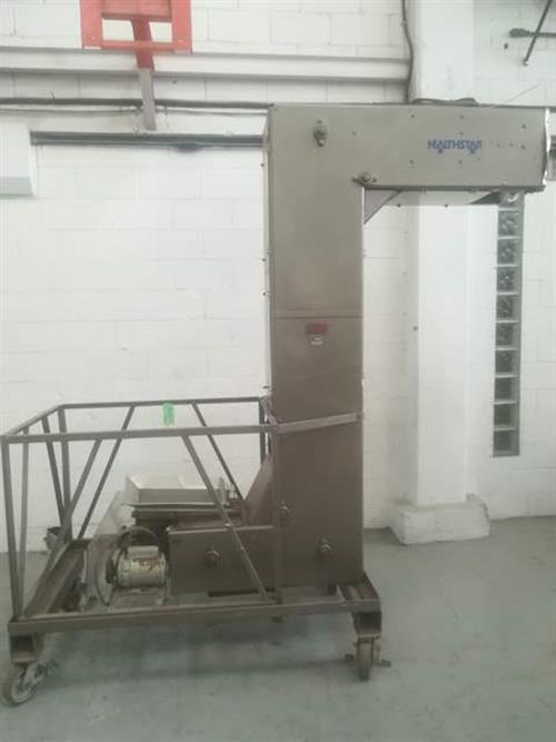 Image FRAZIER Z-Configuration Bucket Elevator - 86in Discharge height 1500958