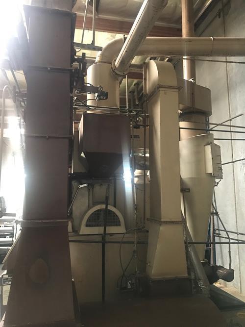 Image LILLA 70kg Batch Coffee Roaster  1500998