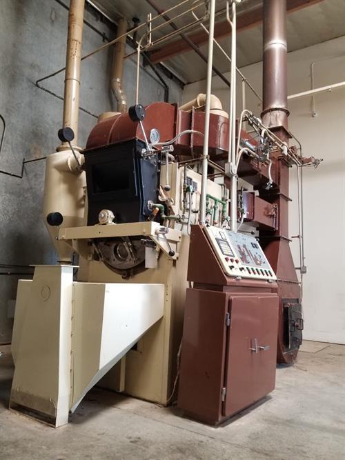 Image LILLA 70kg Batch Coffee Roaster  1500999