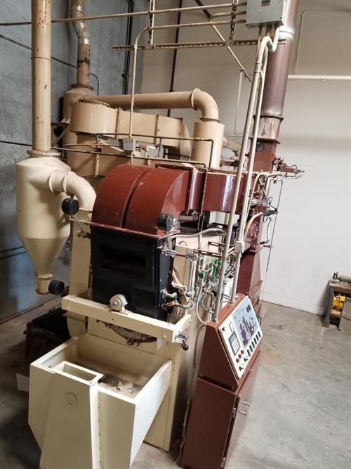 Image LILLA 70kg Batch Coffee Roaster  1501001