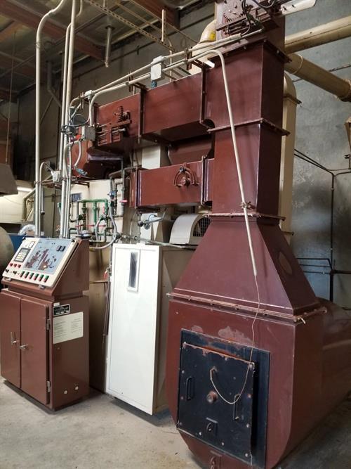 Image LILLA 70kg Batch Coffee Roaster  1501002