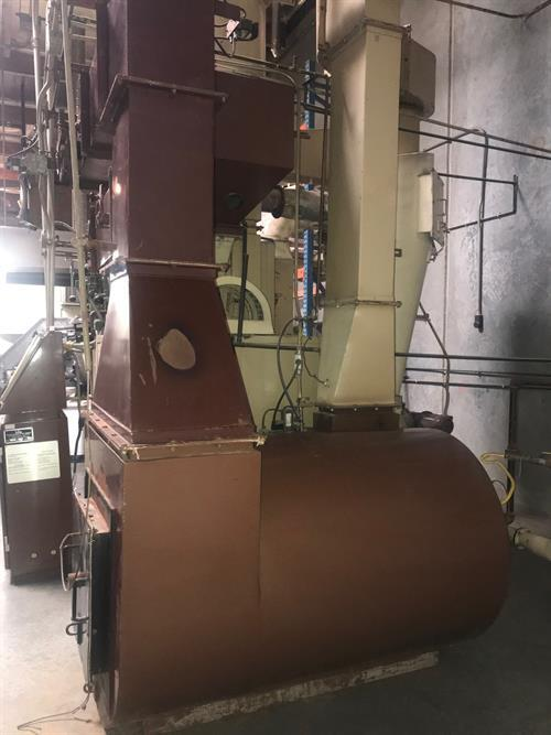 Image LILLA 70kg Batch Coffee Roaster  1501003