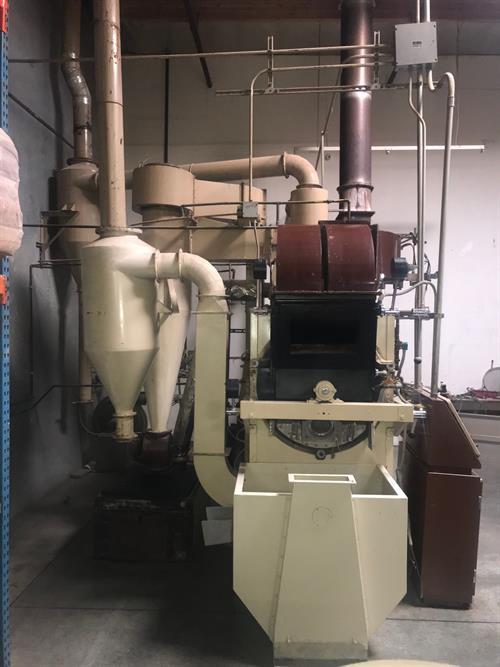 Image LILLA 70kg Batch Coffee Roaster  1500966
