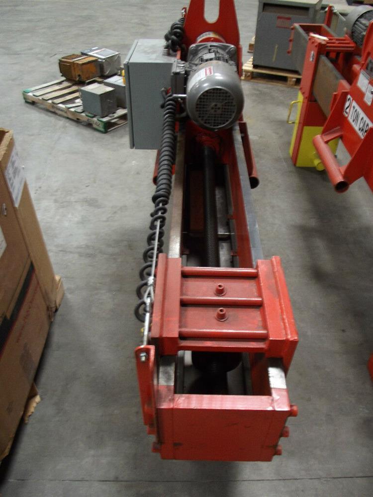 Image BUSHMAN M2028 Roll Hoist Motorized Roll Lifter 1501122