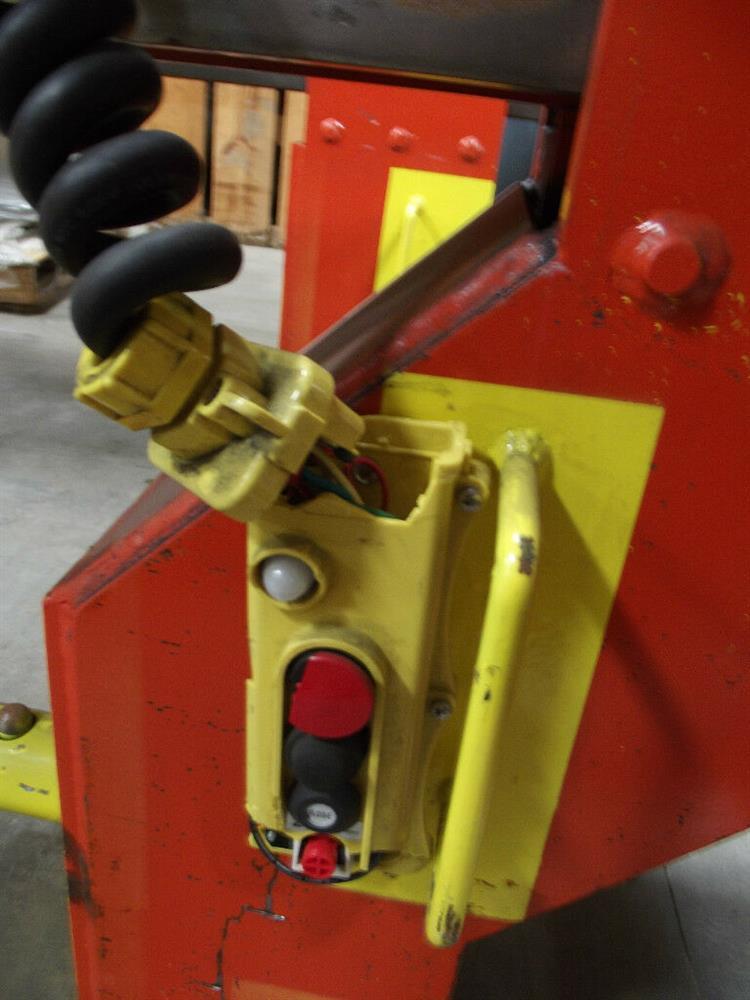 Image BUSHMAN M2028 Roll Hoist Motorized Roll Lifter 1501123