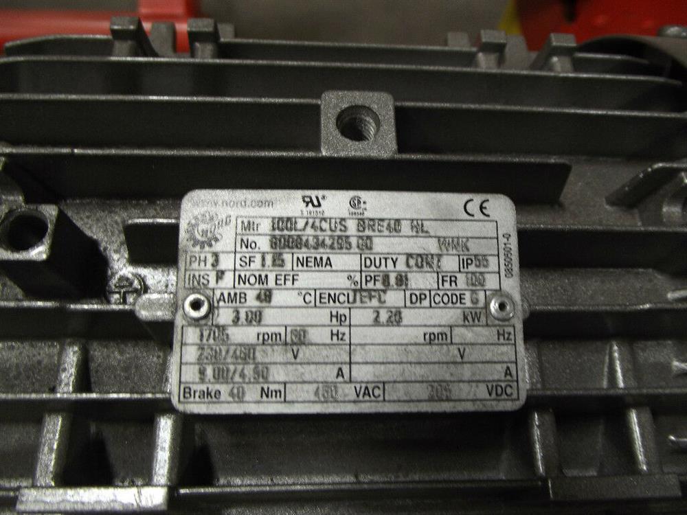 Image BUSHMAN M2028 Roll Hoist Motorized Roll Lifter 1501127
