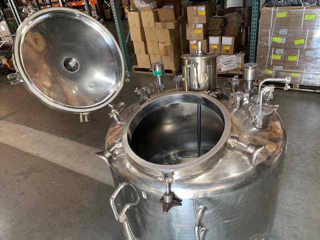 Image 500 Liter LEE INDUSTRIES Pressure Kettle 1502833